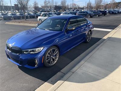 2020 BMW 3 Series lease in Kannaplois,NC - Swapalease.com