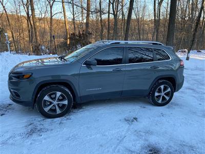 2019 Jeep Cherokee lease in Mahopac,NY - Swapalease.com