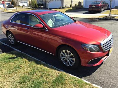 2019 Mercedes-Benz E-Class lease in Hamilton,NJ - Swapalease.com