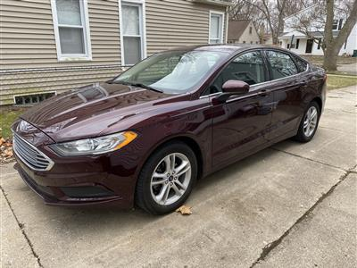 2018 Ford Fusion lease in Berkley,MI - Swapalease.com