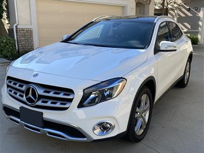 2020 Mercedes-Benz GLA SUV lease in Long Beach ,CA - Swapalease.com