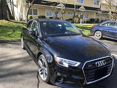 2018 Audi A3 lease in Greenwich,CT - Swapalease.com
