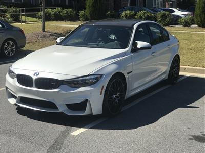 2018 BMW M3 CS lease in Fayetteville,GA - Swapalease.com