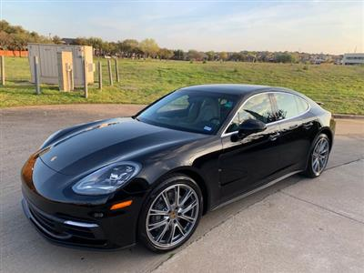 2018 Porsche Panamera lease in Irving,TX - Swapalease.com