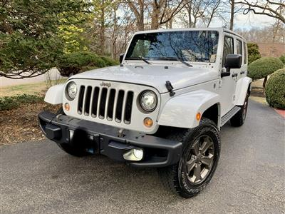 2018 Jeep Wrangler Unlimited lease in EAST GREENWICH,RI - Swapalease.com