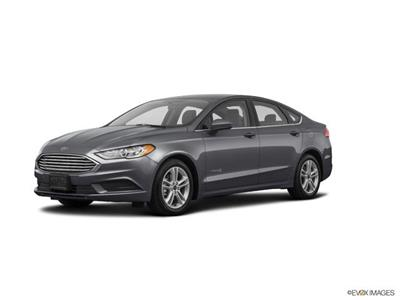 2018 Ford Fusion Hybrid lease in Los Angeles,CA - Swapalease.com