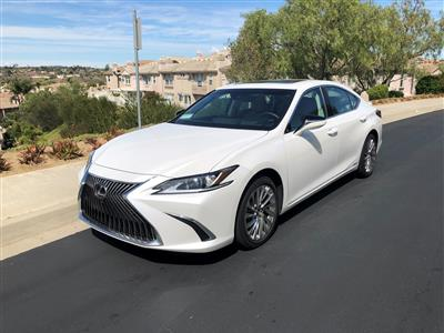2019 Lexus ES 300h lease in San Diego,CA - Swapalease.com