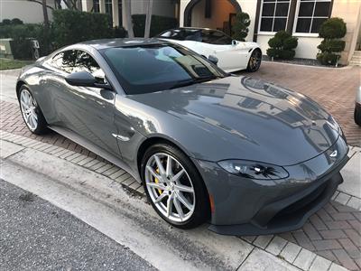 2019 Aston Martin Vantage lease in Boca Raton,FL - Swapalease.com