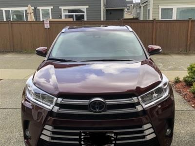 2018 Toyota Highlander lease in Bothell,WA - Swapalease.com