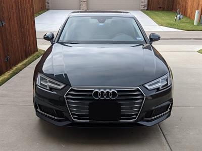 2019 Audi A4 lease in Frisco,TX - Swapalease.com