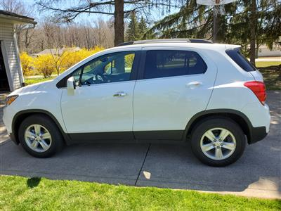 2020 Chevrolet Trax lease in Ontario,OH - Swapalease.com