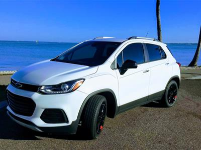 2018 Chevrolet Trax lease in SARASOTA,FL - Swapalease.com