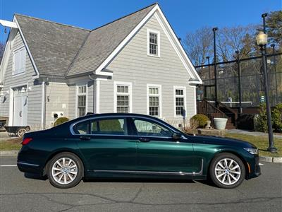 2020 BMW 7 Series lease in Greenwich,CT - Swapalease.com