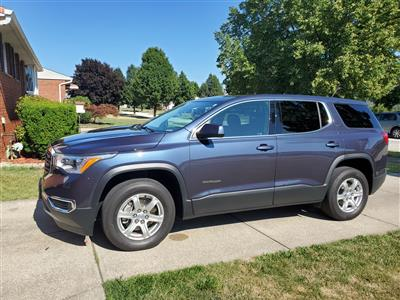 2019 GMC Acadia lease in Brook Park,OH - Swapalease.com