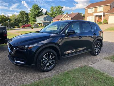 2018 Mazda CX-5 lease in Delaware,OH - Swapalease.com