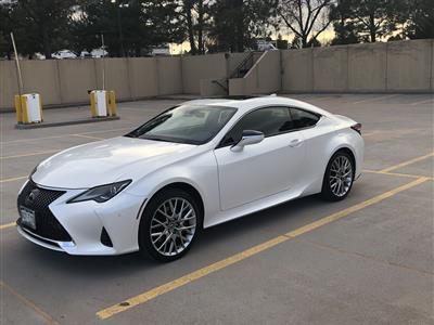 2019 Lexus RC 300 lease in Greenwood Village,CO - Swapalease.com