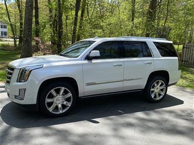 2019 Cadillac Escalade lease in Old Saybrook,CT - Swapalease.com