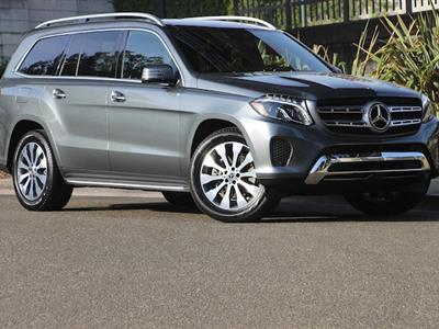 2019 Mercedes-Benz GLS-Class lease in Walnut Creek,CA - Swapalease.com