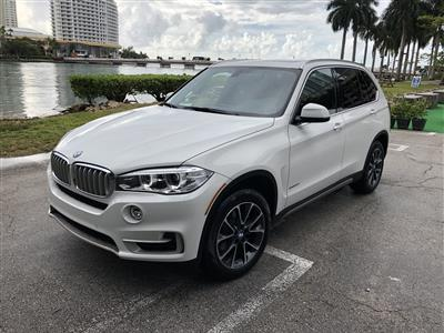 2018 BMW X5 lease in Miami,FL - Swapalease.com