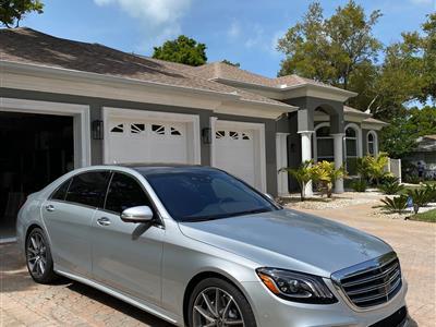 2019 Mercedes-Benz S-Class lease in League City,TX - Swapalease.com