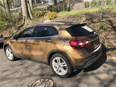 2018 Mercedes-Benz GLA SUV lease in Port Washingon,NY - Swapalease.com