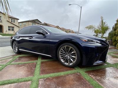 2019 Lexus LS 500 lease in Santa Clarita,CA - Swapalease.com