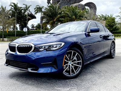 2019 BMW 3 Series lease in Sunny Isles Beach,FL - Swapalease.com