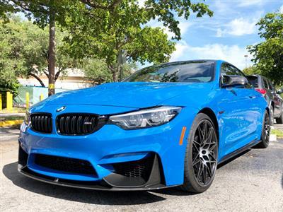 2018 BMW M4 CS lease in Sunny Isles Beach,FL - Swapalease.com