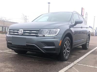 2019 Volkswagen Tiguan lease in Coral Springs,CO - Swapalease.com