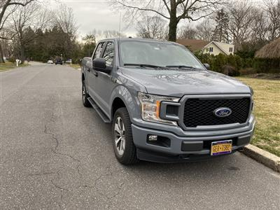 2019 Ford F-150 lease in Commack,NY - Swapalease.com