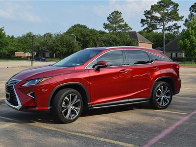 2017 Lexus RX 350 lease in Houston,TX - Swapalease.com