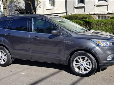 2018 Ford Escape lease in Pittsburgh ,PA - Swapalease.com