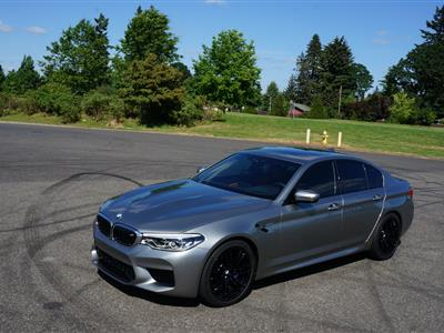 2018 BMW M5 lease in Vancouver,WA - Swapalease.com