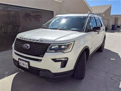 2018 Ford Explorer lease in NORTHRIDGE,CA - Swapalease.com