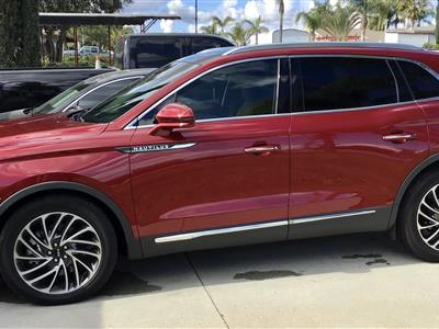 2019 Lincoln Nautilus lease in Norco,CA - Swapalease.com