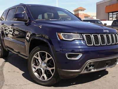 2018 Jeep Grand Cherokee lease in Avon,CT - Swapalease.com