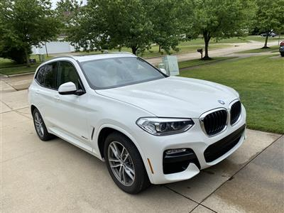 2018 BMW X3 lease in Medina,OH - Swapalease.com
