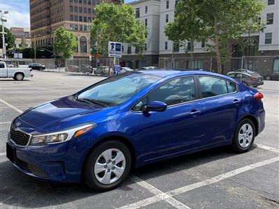 2018 Kia Forte lease in Los Angeles,CA - Swapalease.com
