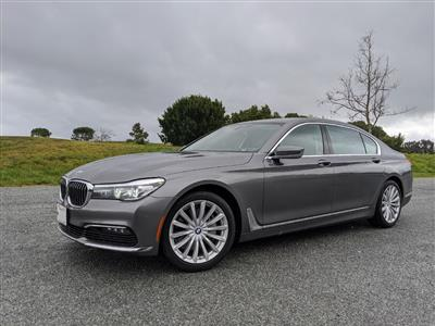2018 BMW 7 Series lease in San Jose,CA - Swapalease.com