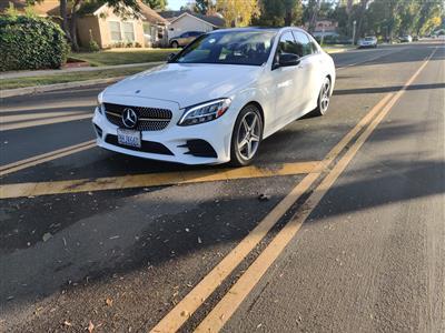 2019 Mercedes-Benz C-Class lease in marina del rey,CA - Swapalease.com