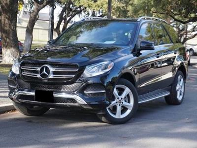 2018 Mercedes-Benz GLE-Class lease in American Canyon ,CA - Swapalease.com