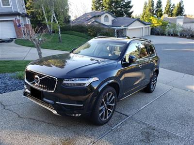 2019 Volvo XC90 lease in Folsom,CA - Swapalease.com