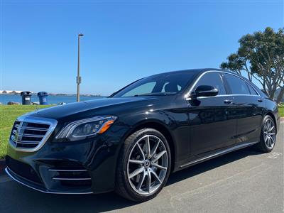 2018 Mercedes-Benz S-Class lease in San Diego,CA - Swapalease.com