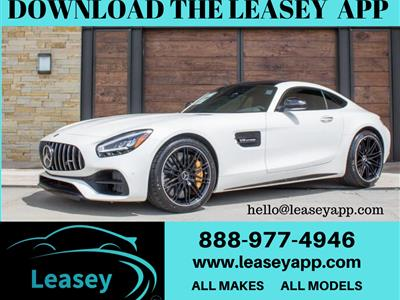 2020 Mercedes-Benz AMG GT lease in Chicago,IL - Swapalease.com