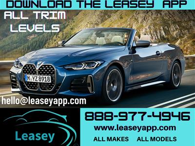 2021 BMW 4 Series lease in Chicago,IL - Swapalease.com