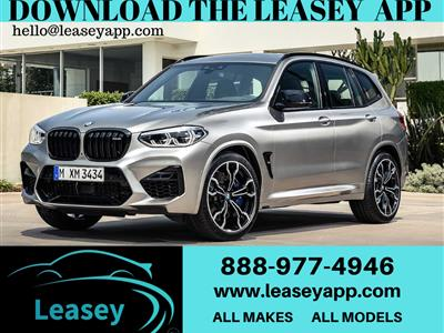 2021 BMW X3 M lease in Chicago,IL - Swapalease.com