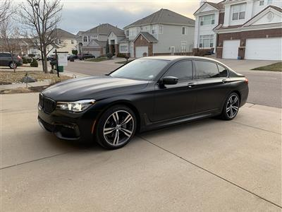 2019 BMW 7 Series lease in Denver,CO - Swapalease.com