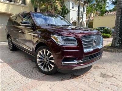 2019 Lincoln Navigator L lease in Aventura,FL - Swapalease.com