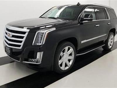 2018 Cadillac Escalade lease in PHOENIX,MI - Swapalease.com