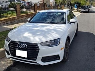 2019 Audi A4 lease in Tujunga,CA - Swapalease.com